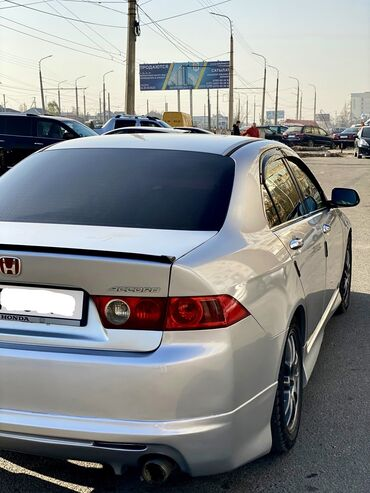 acura cl 3 at в Кыргызстан: Honda Accord 2 л. 2004 | 165000 км