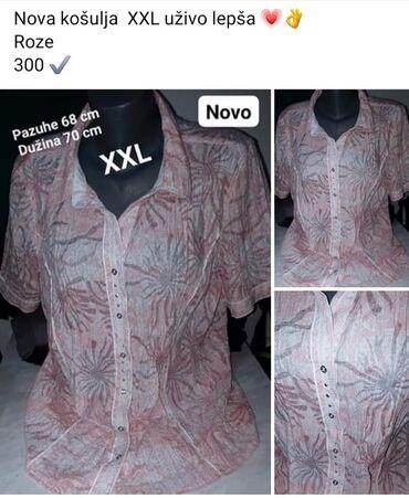 XXL košulja