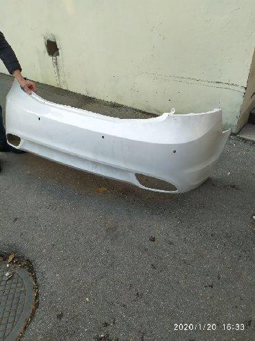 grandeur - Azərbaycan: Hyundai Grandeur arxa bufer