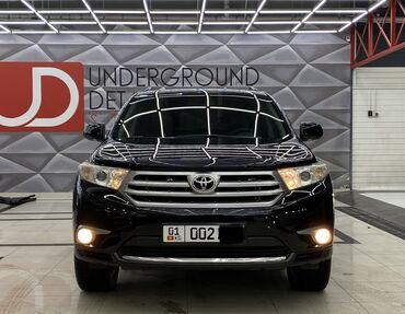 Toyota Highlander 3.5 л. 2011 | 190000 км