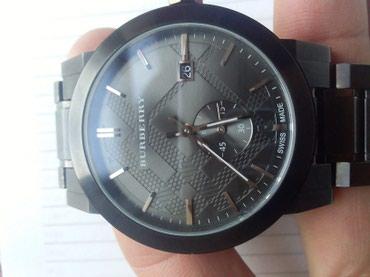 Мужские Черные Smart Наручные часы в Базар-Коргон