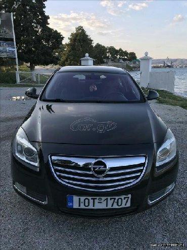 Opel Insignia 1.6 l. 2010 | 122300 km