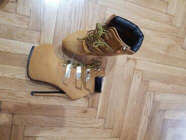 Ženska obuća   Sremska Mitrovica: Cizmice 36 broj