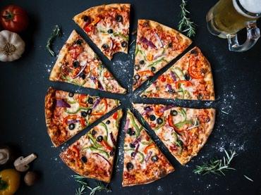 Требуется доставщик пиццы пиццерию в Бишкек