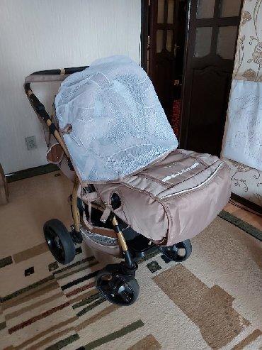 сумка для переноски ребёнка в Кыргызстан: Продаю коляску adamex galxy driftingКоляска-трансформер с поворотным