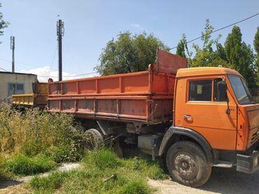 Купить камаз самосвал бу - Кыргызстан: Продаю или Меняю Камаз 4514 +прицеп, грузовой