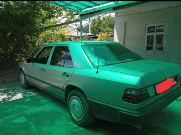 Mercedes-Benz W124 2 л. 1985