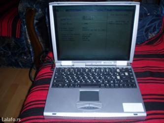 Laptop ZA DELOVE ILI KOMPLETIRANJE notebook medion md 9399 polovan