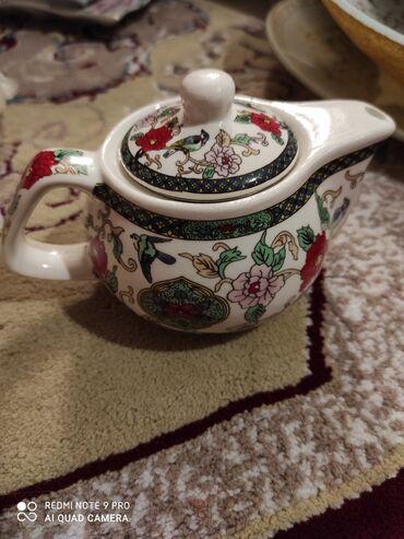 Çaydanlar - Azərbaycan: Balaca çaynik 5 azn. Gəncəyə çatdırılma