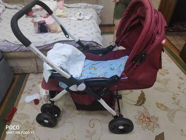 детская коляска capella s 901 в Кыргызстан: Продаю детскую коляску хороший состояние