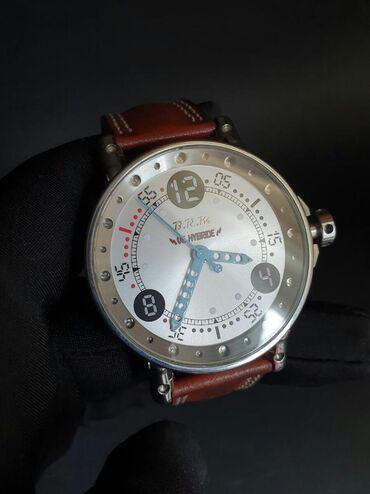 В продаже невероятно крутые часы с настоящим гибридным сердцем- B.R.M