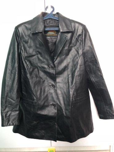 Женская кожаная куртка, размер 6XL, есть в Бишкек