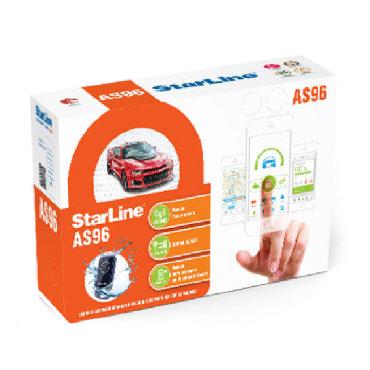 автосигнализация с иммобилайзером в Кыргызстан: Автосигнализация STARLINE AS96 BT (Автозапуск)Ваш автомобиль умный уже