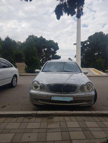 Mercedes-Benz - Gəncə: Mercedes-Benz C-Class 2.6 l. 2000   265000 km