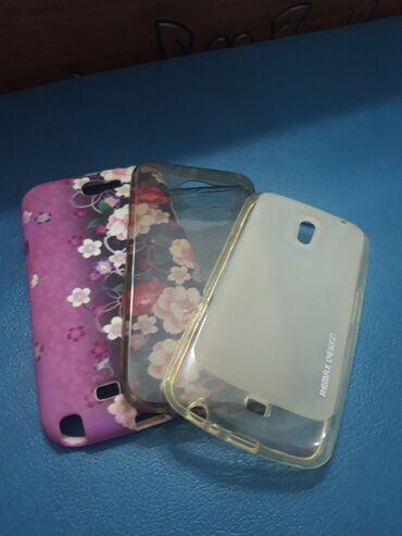Чехлы на сенсорные телефоны SamsungСостояние: Б/УЦвет: фиолетовый со