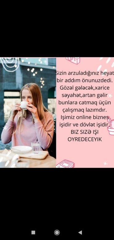 qadın üçün futzal - Azərbaycan: Şəbəkə marketinqi məsləhətçisi. İstənilən yaş. Natamam iş günü. Binəqədi r-nu