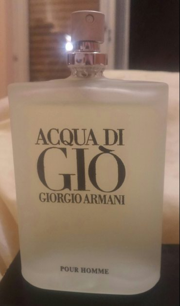 Acqua Di Gio EDT, 100ml. - Zrenjanin