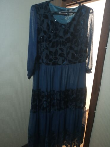 платье халат вечернее в Кыргызстан: Куртка свет хаки, покупали за 2000, продаем за 900(размер L)Халат