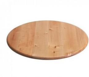 Ostalo za kuću | Kovacica: Rotaciona daska za posluzenje.Roto- poslužavnik, puno drvo.Prečnik je