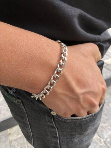 Браслеты - Б/у - Бишкек: Мужские браслетыВодоустойчивыеНе царапаются!Привезённые с