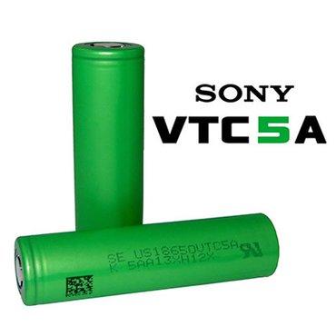 18650 аккумулятор sony us18650vtc5a 2600mah 35a высокотоковый li-ion ( в Бишкек