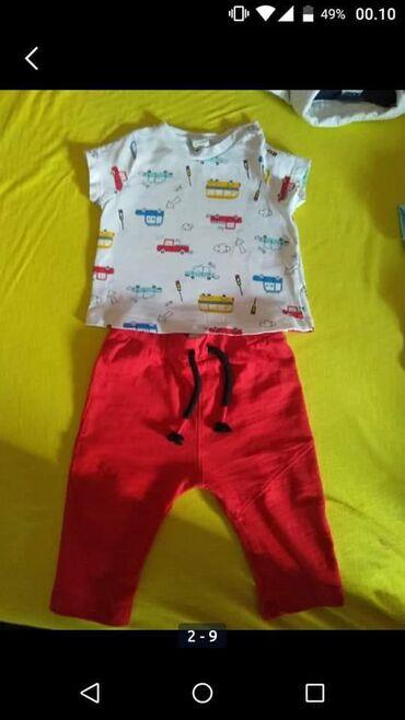 Majica i pantalonice velicina 68