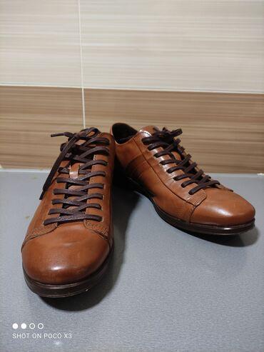 573 объявлений: Продам обувь коричневая кожа осень, размер 43, три дня назад покупал