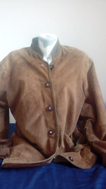 Kozna jakna austrija 2xl/3xl rasprodaja!!! Kvalitetna jakna kupljena u - Novi Sad