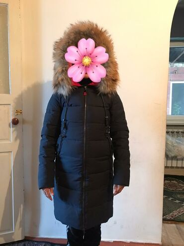 Продаю куртку зимний мех натуральный прошу 3000сом
