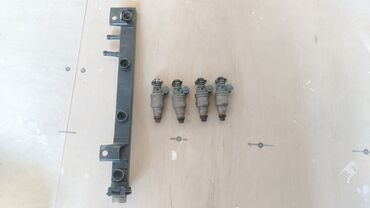 bmw z9 - Azərbaycan: Bmw e36 - 1.6 motor üçün forsunka və forsunka paneli. İşlək vəziyyətdə
