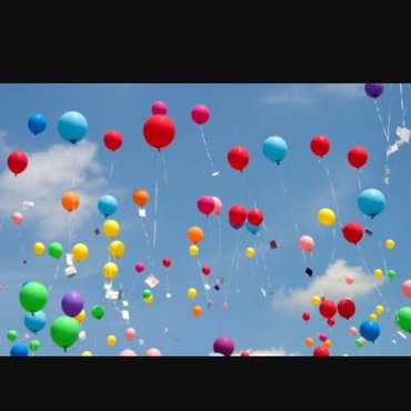 helium - Azərbaycan: Helium sarlarin sifarishi. Usaqlar ucun her olcu ve formada sarlar