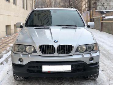 BMW X5 3 l. 2001