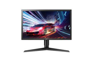 Игровой монитор Lg gl650 144 hz 1 мс TN матрица