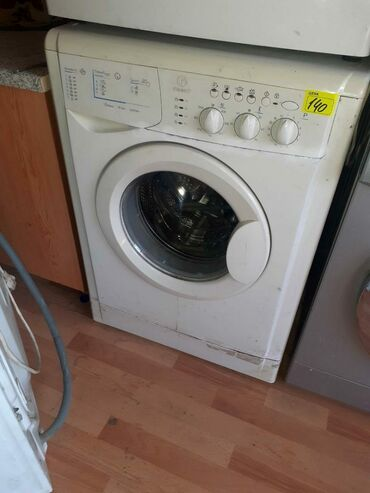 Vertical Avtomat Washing Machine Indesit 5 kq