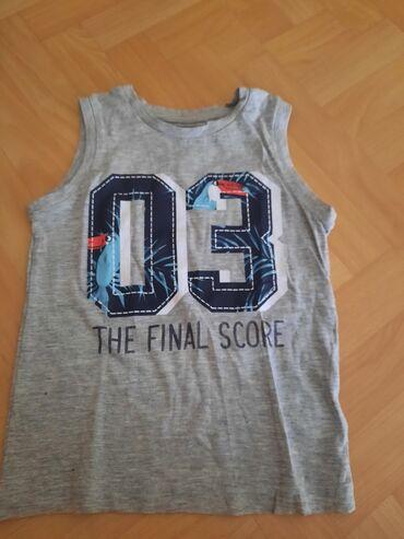Dečiji Topići I Majice   Svilajnac: Majice vel 110 I 116