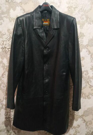 мужской плащ в Кыргызстан: Сюртук классич,кож,мужской,размер,XL,52,новый