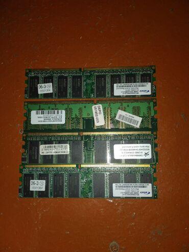 Продаю оперативную память за читыри штук 800 сом