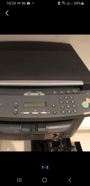сканер canon в Кыргызстан: Принтер 3 в1 Canon MF 4018. Ксерокс,принтер, сканер все работает отлич