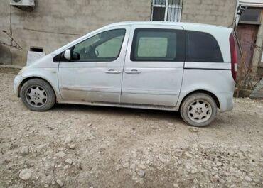 вытяжка для ванны в Азербайджан: Mercedes-Benz Vaneo 1.9 л. 2003 | 230000 км