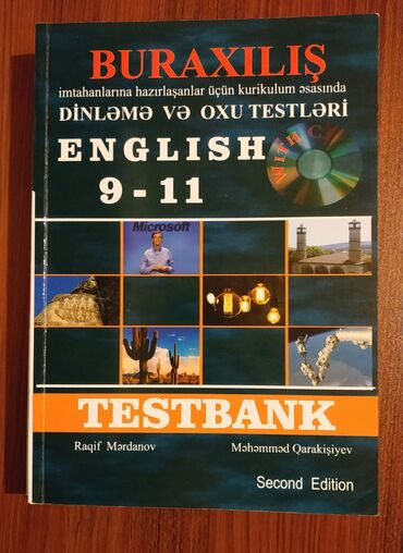 İdman və hobbi Lənkəranda: Kitab, jurnal, CD, DVD