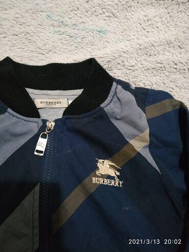 Деми куртка в хорошем состоянии на 4 года