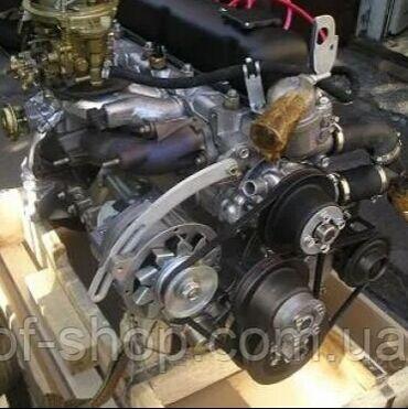 Транспорт - Григорьевка: Продаю двигатель умз-421 объем 2.9 от газель+кпп.5ка после
