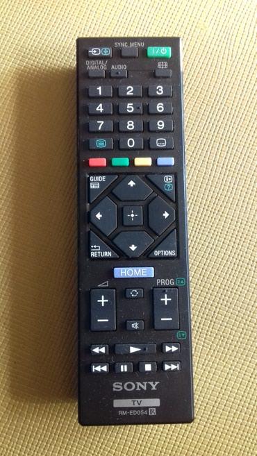 Oriqinal karobkadan çıxan SONY smart tv pultları vatçap var - Bakı