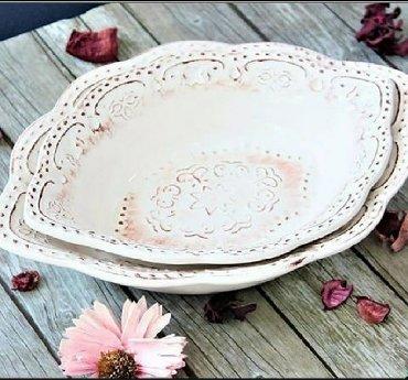 keramika - Azərbaycan: Keramik 2-li qab