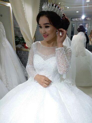 Продам Б/У Свадебные платья по 5000 Почти как новые  Есть 10шт