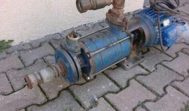 Pumpa za vodu,radi kao sat...300e - Batocina