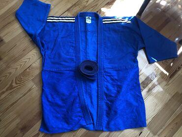 judo - Azərbaycan: Adidas Judo kimonosu.Olcu XL