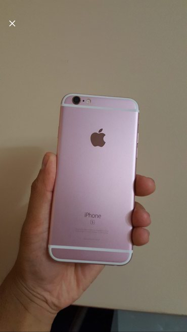 Iphone 6s/64 rose gold  в Бишкек
