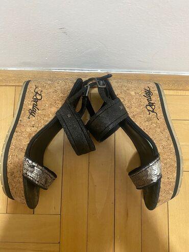 8 oglasa | OSTALA ŽENSKA OBUĆA: REPLAY sandale obuvene 1 x j odličnom stanju i jako udobne!