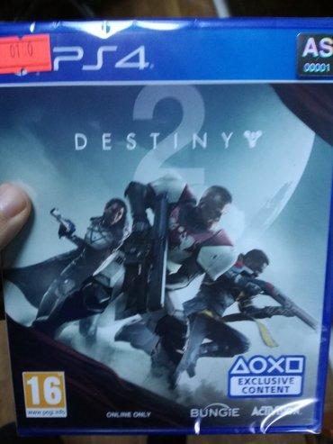 Bakı şəhərində Destiny 2